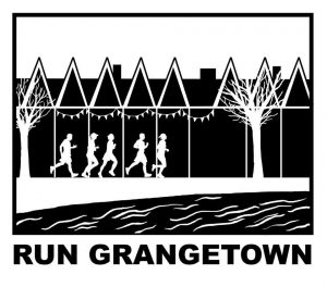 Logo for Run Grangetown